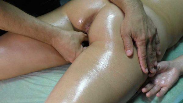 Видео Эротический массаж Обучение мужчин